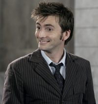 Tenth Doctor - David Tennant